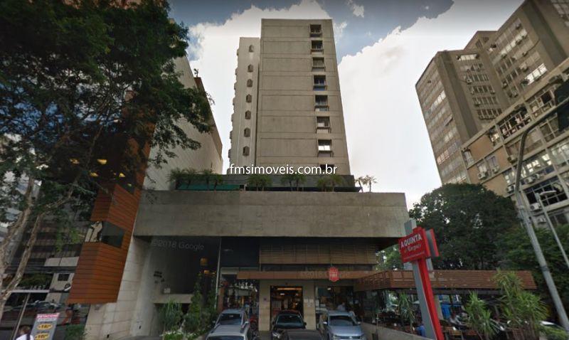 Conjunto Comercial aluguel Jardim Paulistano - Referência cps2001