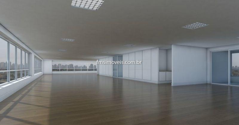 Conjunto Comercial aluguel Pinheiros - Referência cps2635