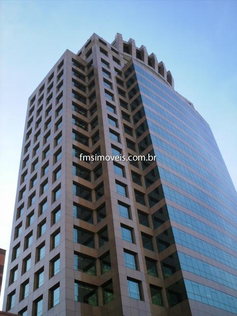 Conjunto Comercial aluguel Berrini São Paulo