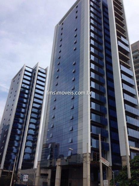 Conjunto Comercial aluguel Brooklin São Paulo