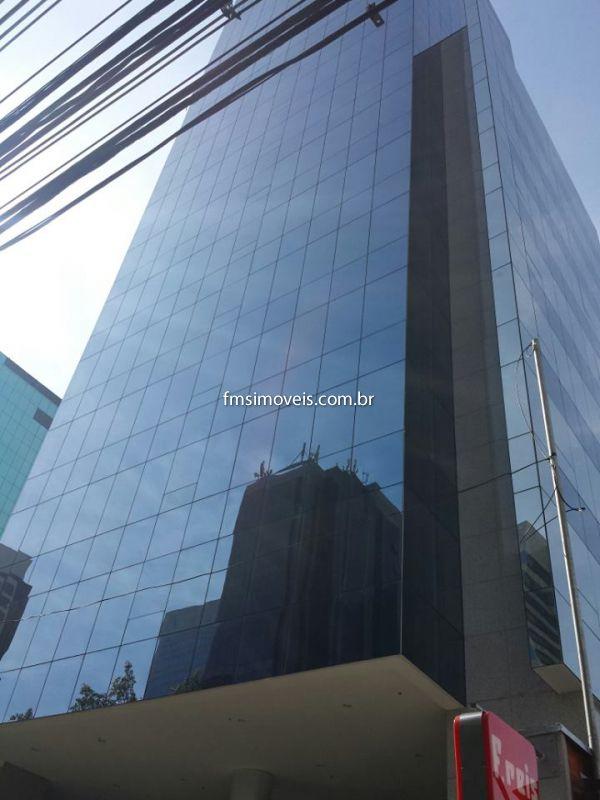Conjunto Comercial em  São Paulo - Brooklin, 0 salas, 0 suítes, 39 vagas na garagem