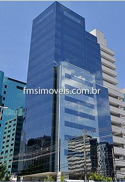 Conjunto Comercial em  São Paulo - Brooklin, 0 salas, 0 suítes, 13 vagas na garagem
