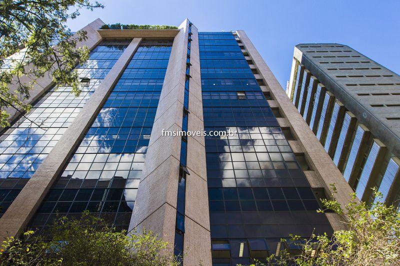 Conjunto Comercial aluguel Faria Lima - Referência CP560