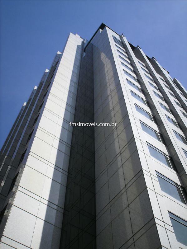 Conjunto Comercial aluguel Ibirapuera - Referência CP979
