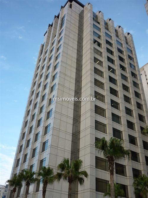 Conjunto Comercial venda Ibirapuera - Referência CP981