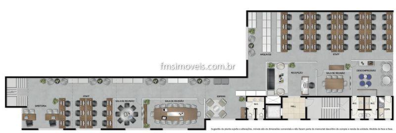 Prédio Inteiro venda Ibirapuera - Referência CP989