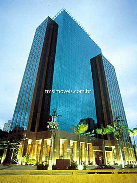 Conjunto Comercial venda Itaim Bibi - Referência cp2112