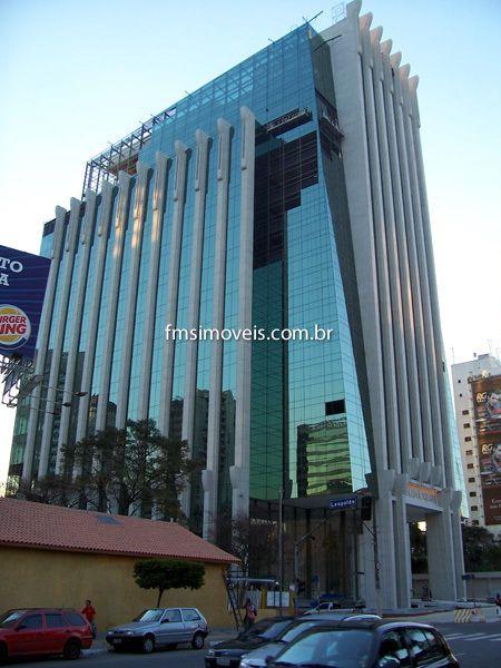 Conjunto Comercial aluguel Itaim Bibi - Referência CP1367