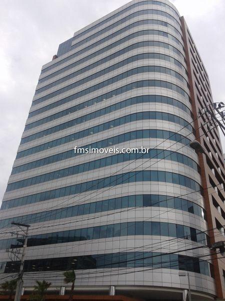 Conjunto Comercial aluguel Pinheiros - Referência cps2482