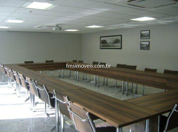 Conjunto Comercial aluguel Santa Cecília - Referência cps415