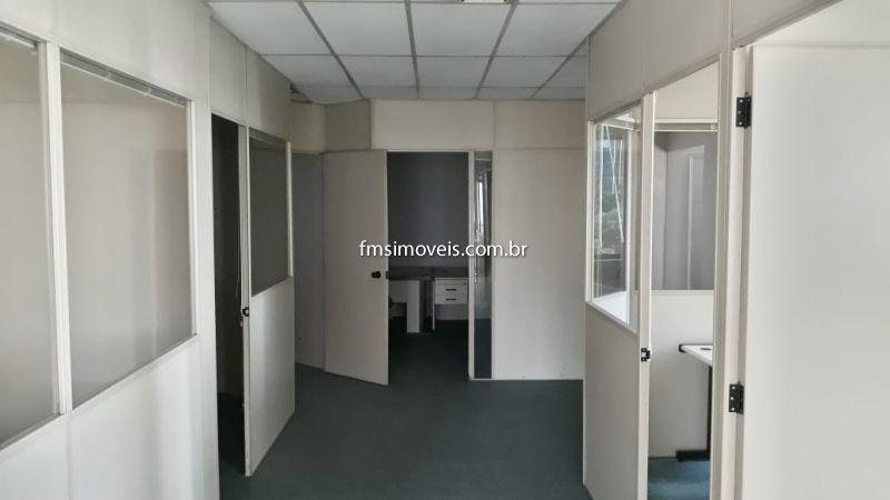 Conjunto Comercial aluguel Berrini - Referência cps1241