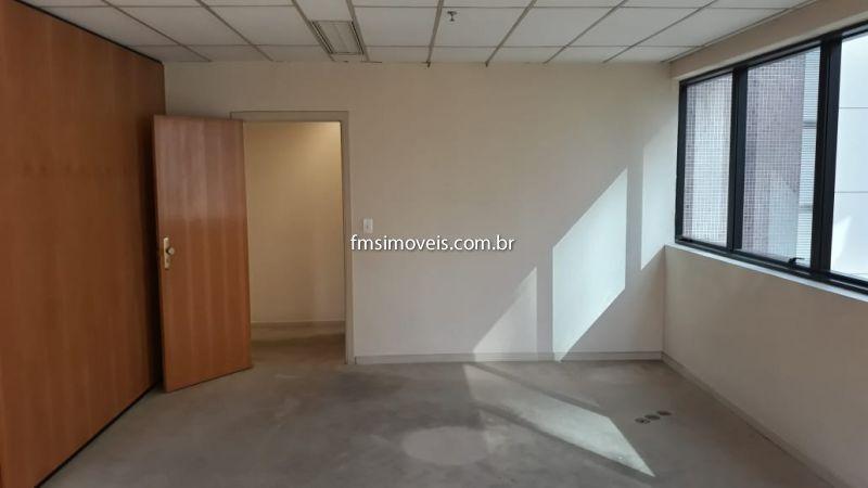 Conjunto Comercial aluguel Berrini - Referência cps1245