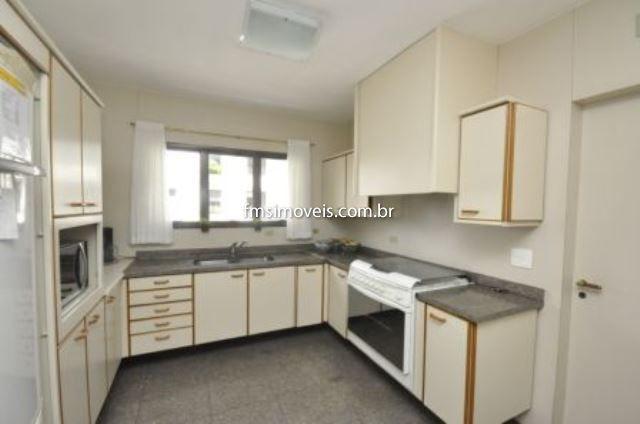 Apartamento venda Campo Belo - Referência ap1834cb