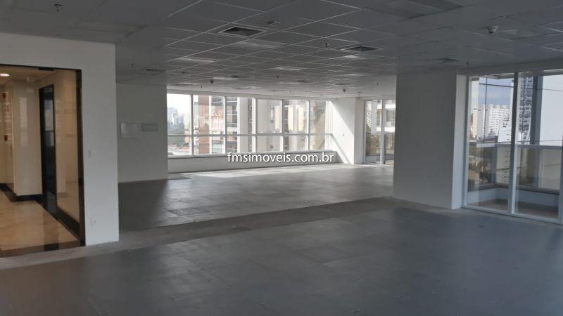 Conjunto Comercial aluguel Berrini - Referência cps1284