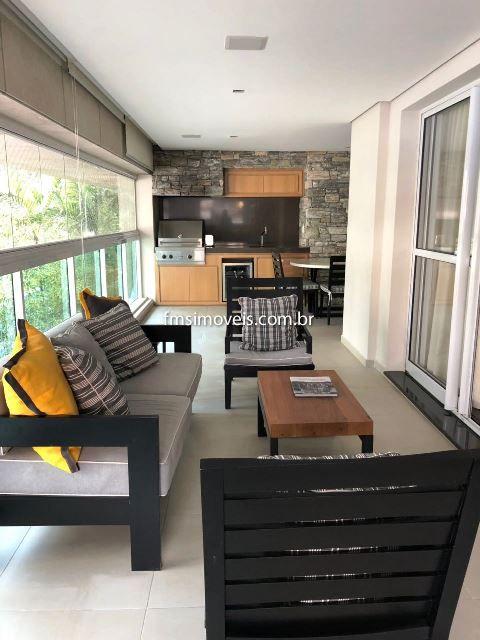 Apartamento venda Indianópolis - Referência ap3046re