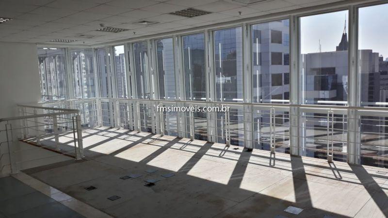 Duplex aluguel Brooklin - Referência cps1369