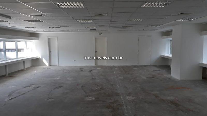 Conjunto Comercial aluguel Berrini - Referência cps1372