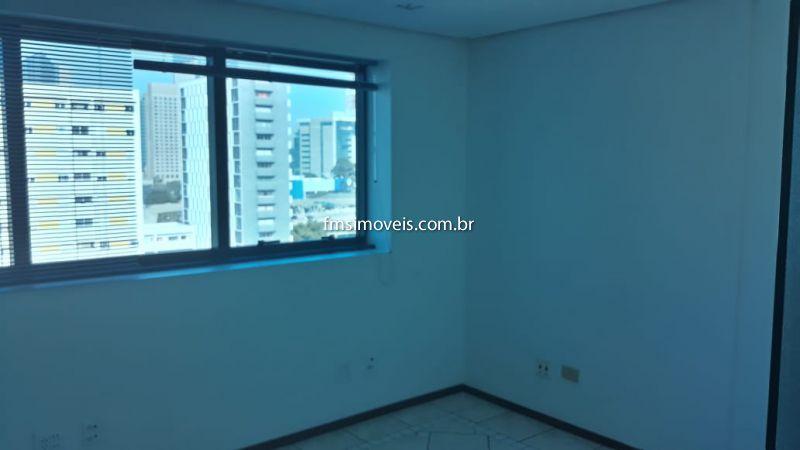 Conjunto Comercial aluguel Jardim Edith - Referência cps1382
