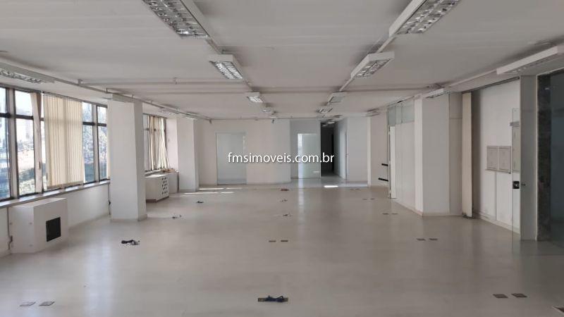 Conjunto Comercial aluguel Brooklin - Referência cps1389