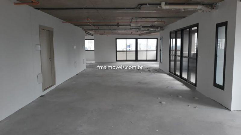 Conjunto Comercial aluguel Berrini - Referência cps1437