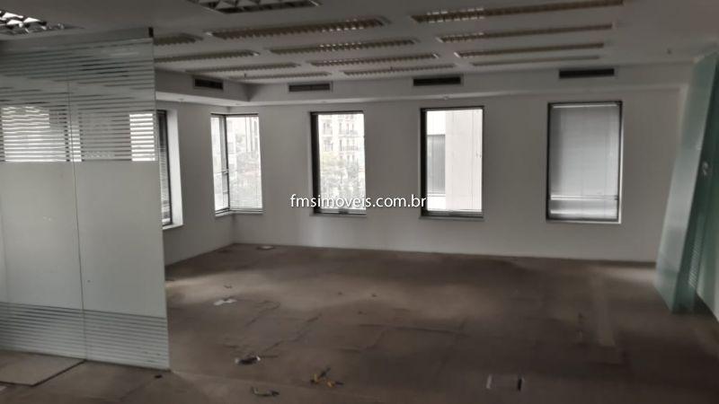 Conjunto Comercial aluguel Faria Lima - Referência cps1461