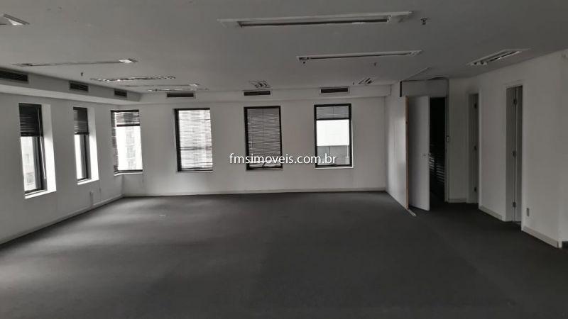 Conjunto Comercial aluguel Faria Lima - Referência cps1462