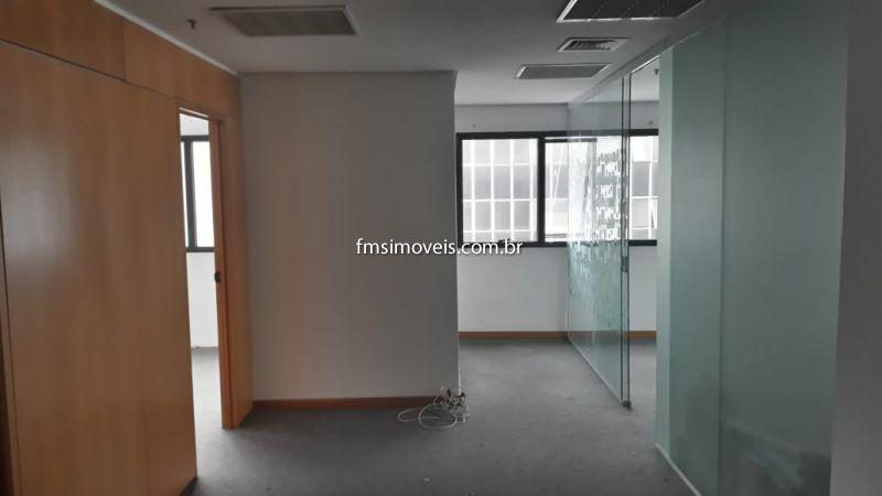 Conjunto Comercial aluguel Itaim Bibi - Referência cps1490
