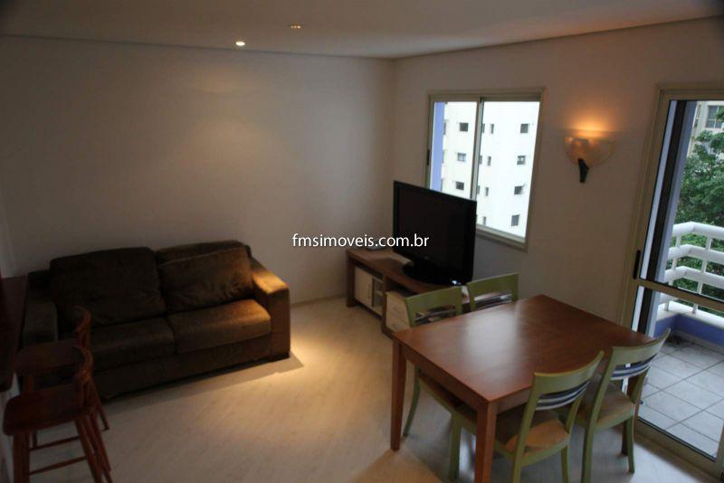 Duplex aluguel moema - Referência ap3063re