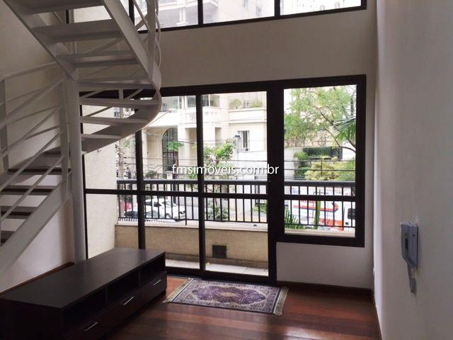 Loft venda Jardim Paulista - Referência AP1831F