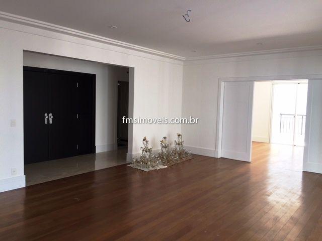 Apartamento aluguel Jardim Paulista - Referência AP1834F-LOC