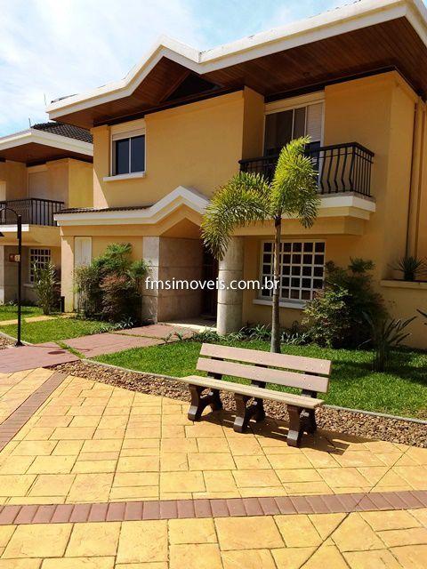 Casa em Condomínio aluguel Alto da Boa Vista - Referência CA1837F-LOC