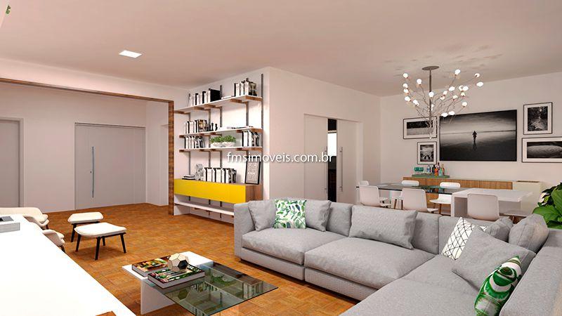 Apartamento venda HIGIENOPOLIS - Referência 8-paulista