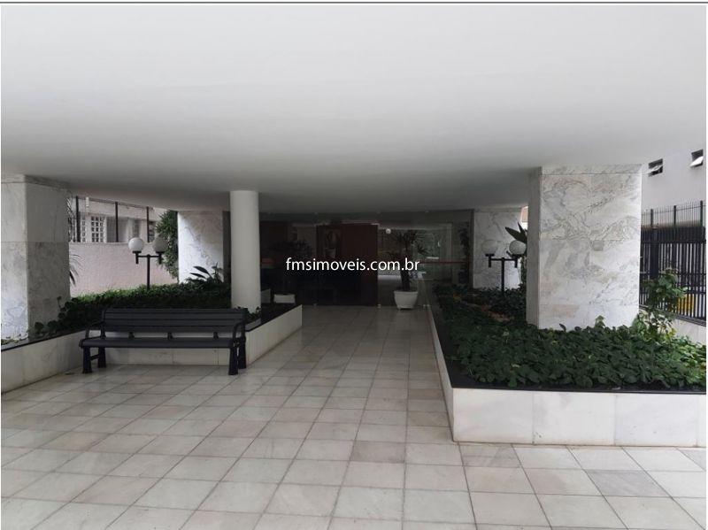Apartamento venda HIGIENOPOLIS - Referência 00011-paulista