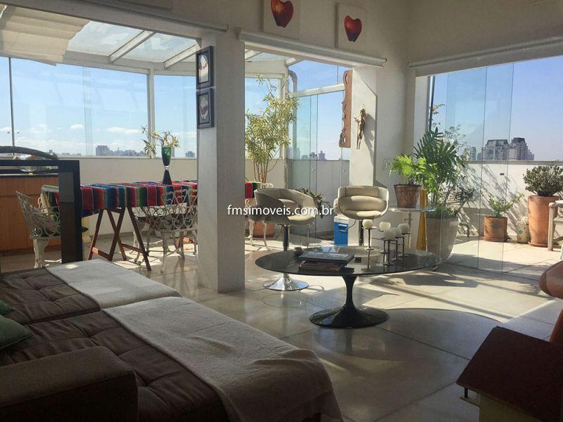 Cobertura Duplex venda Vila Clementino - Referência 12-paulista