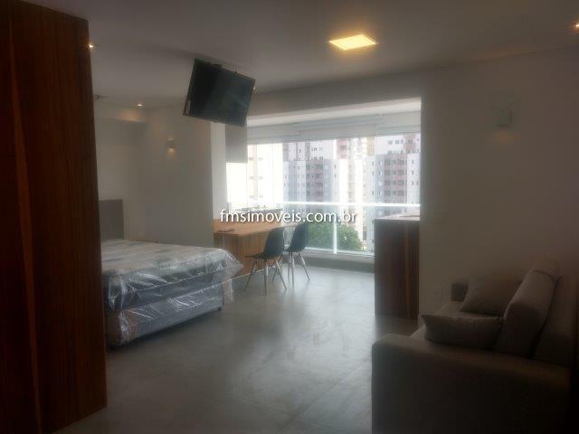 Studio aluguel Cerqueira Cesar - Referência ap299337msv
