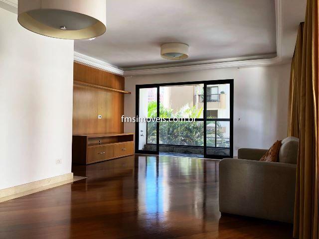 Apartamento venda Indianópolis - Referência ap3074re