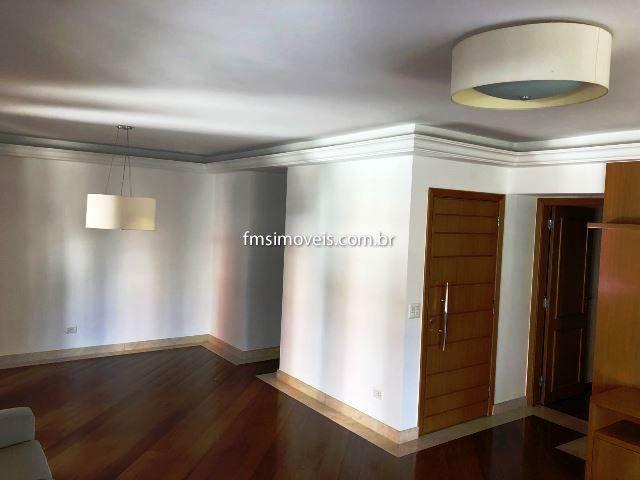 Apartamento aluguel Moema - Referência ap3075re