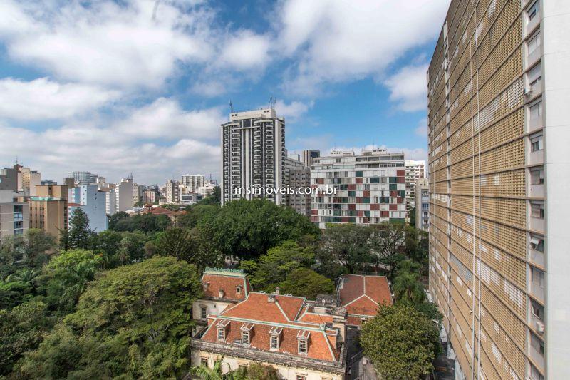 Cobertura venda HIGIENÓPOLIS - Referência 22-paulista