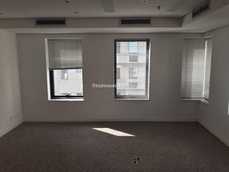 Conjunto Comercial aluguel Itaim Bibi - Referência cps1657