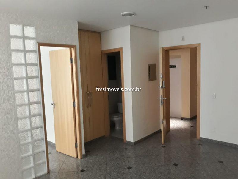 Conjunto Comercial aluguel Campo Belo - Referência cps1661