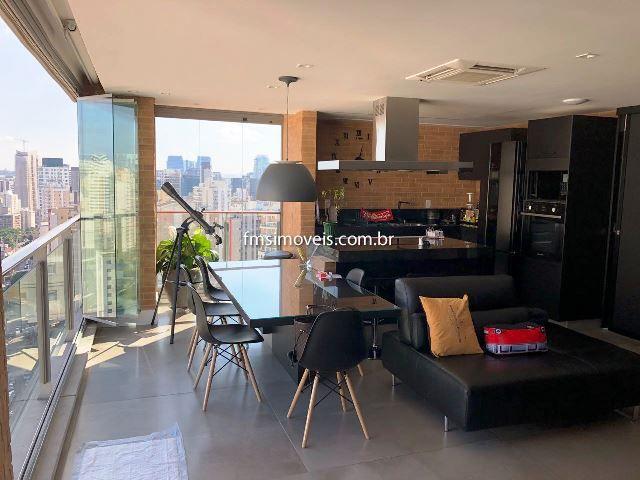 Apartamento aluguel Vila Nova Conceição - Referência ap0318cb