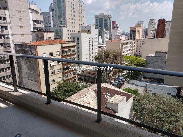 Apartamento aluguel Cerqueira César - Referência ap323264mc