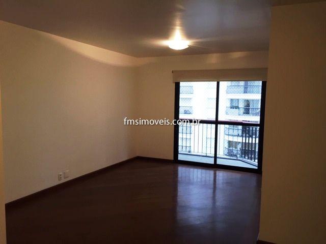 Apartamento aluguel Moema - Referência AP1875F