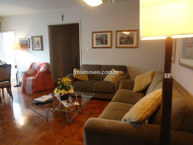 Apartamento aluguel Cerqueira César - Referência AP348283Mc