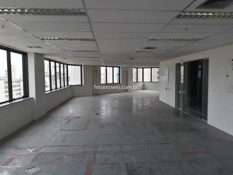 Conjunto Comercial aluguel Jardim Paulista - Referência cps1813
