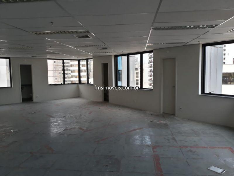 Conjunto Comercial aluguel Jardim Paulista - Referência cps1816