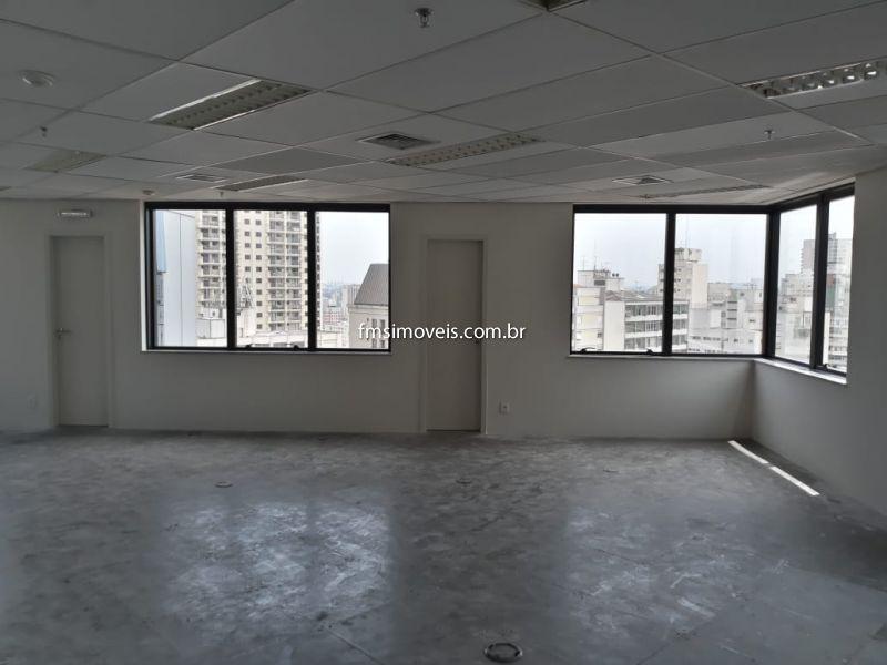 Conjunto Comercial aluguel Jardim Paulista - Referência cps1818