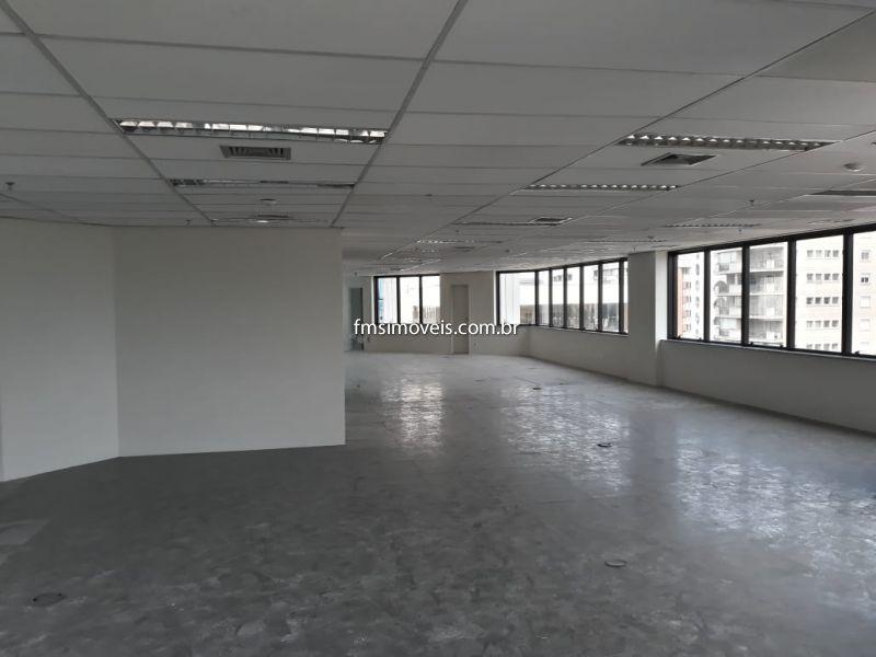 Conjunto Comercial aluguel Jardim Paulista - Referência cps1819