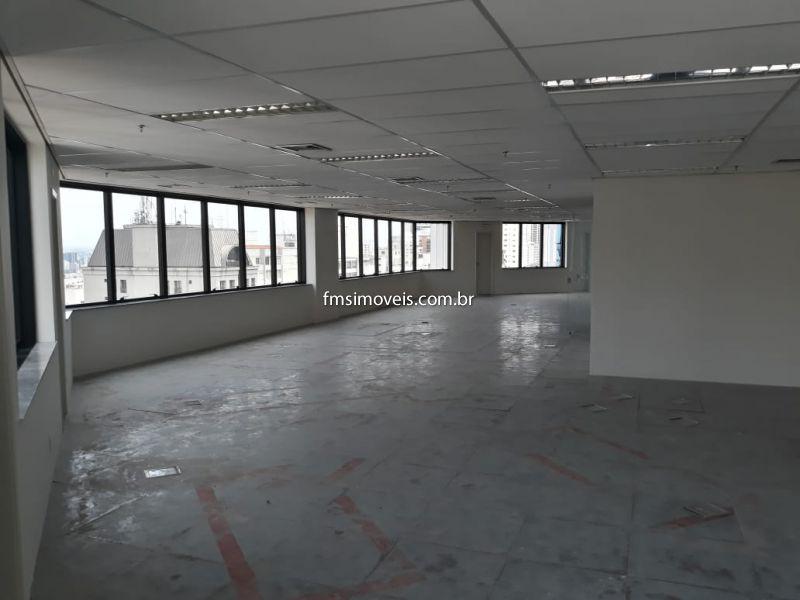 Conjunto Comercial aluguel Jardim Paulista - Referência cps1820