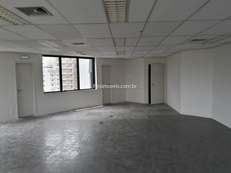 Conjunto Comercial aluguel Jardim Paulista - Referência cps1823